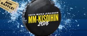 Voita matka jääkiekon MM-kisoihin 2016!