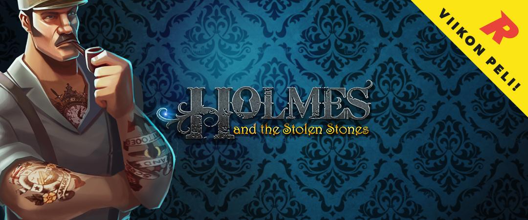 Holmes & The Stolen Stones - Rizk Casino