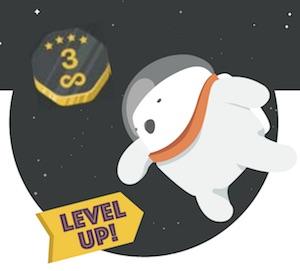 level up casumo