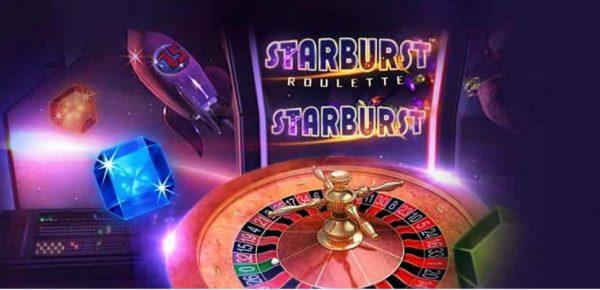 starburst ruletti