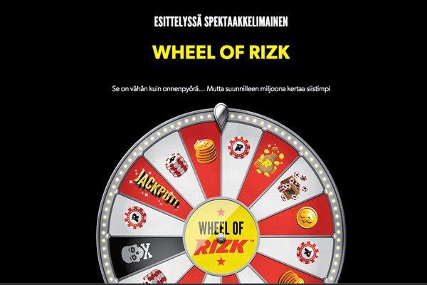 wheels of rizk